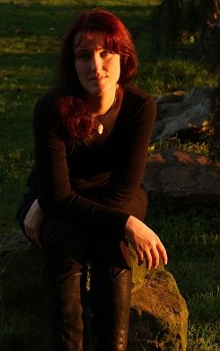 Photo of Writer Jennifer M Steel for Author Interview Post