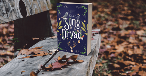 Song of the Dryad, a novel by author Natalia Leigh
