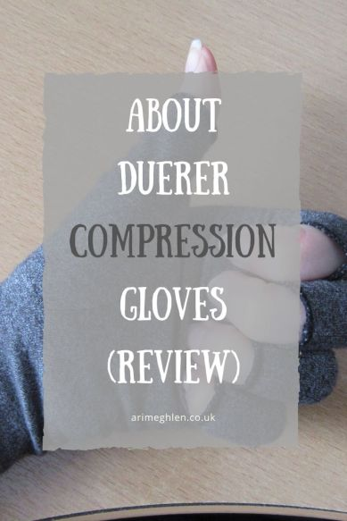 Banner - About Duerer Compression Gloves (Review)