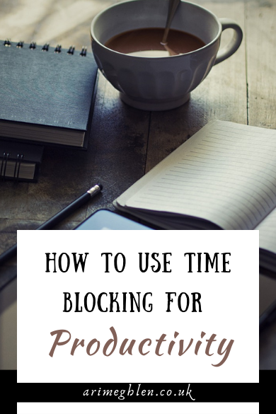 How to use time bloc