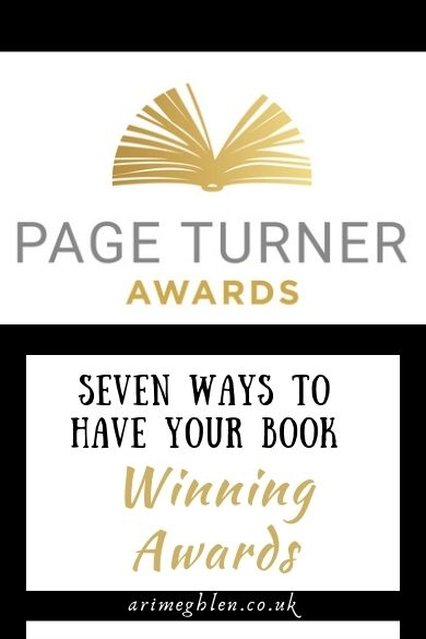 Page Turner Awards: Seven Ways To Have Your Book Winning Awards.