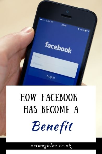 How Facebook has become a benefit