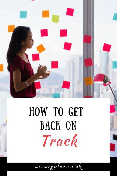 Main Image - Back on track