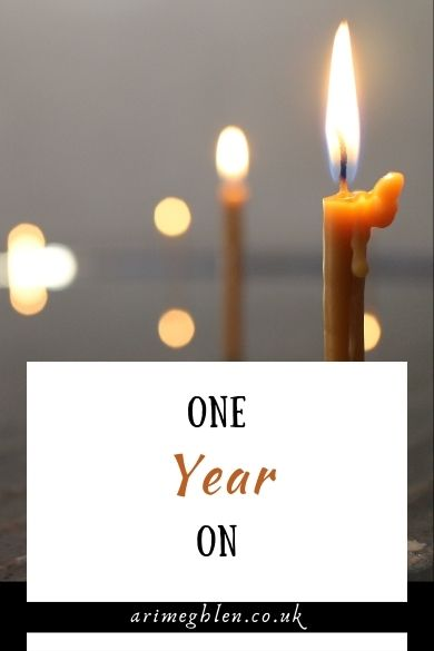 One Year On (from the death of my sister)