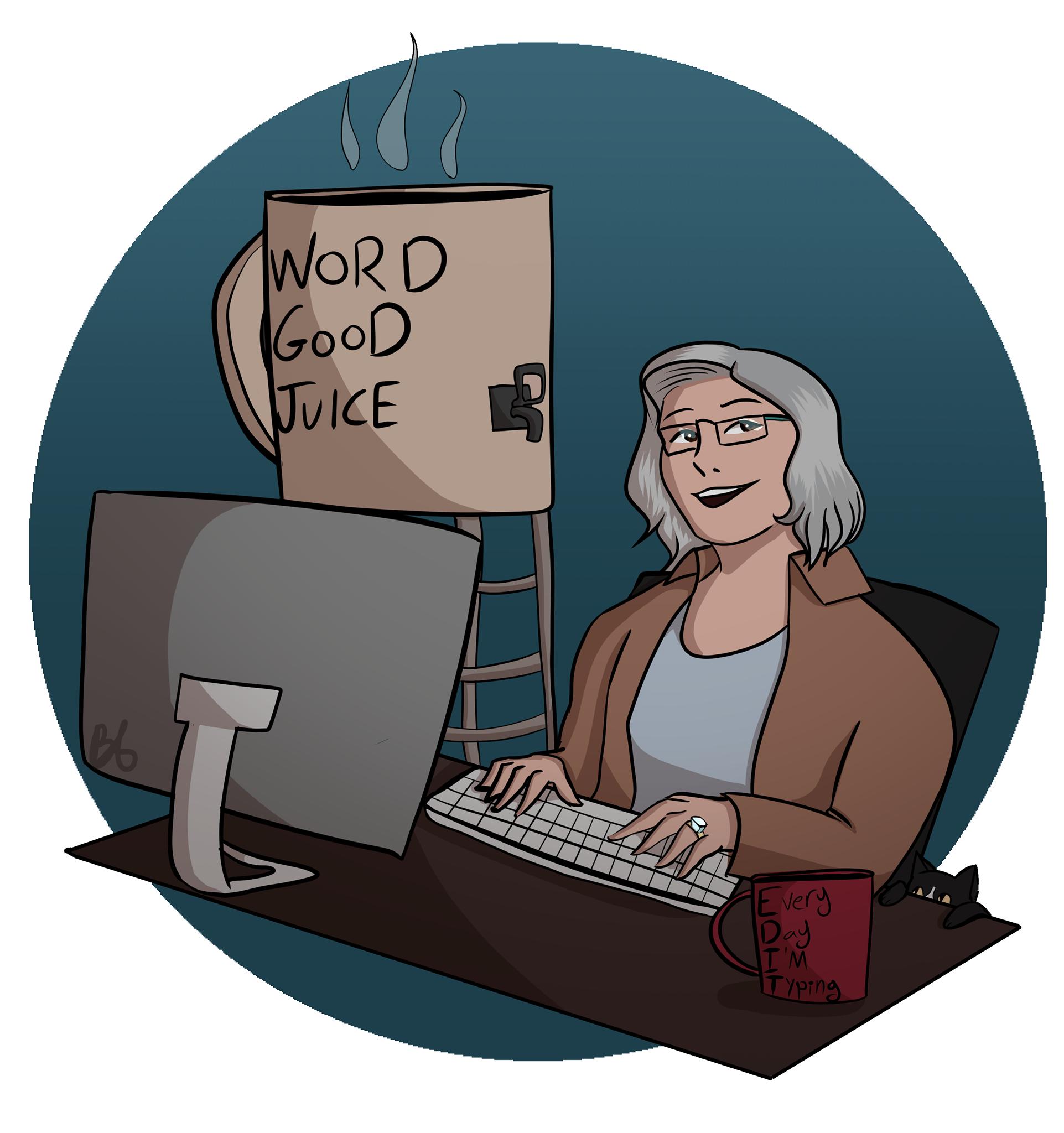 WAD Ask Lynda Cartoon